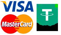 купить Tether USDT через Visa MasterCard, грн