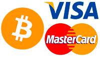 вывод биткоин на карту Visa MasterCard, грн