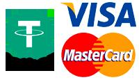 вывод USD на карту Visa MasterCard, грн