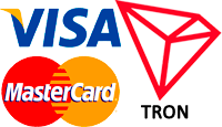 купить TRON Visa MasterCard, грн